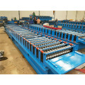 Aluminium / Galvanized Corrugated Roof Sheet Machine