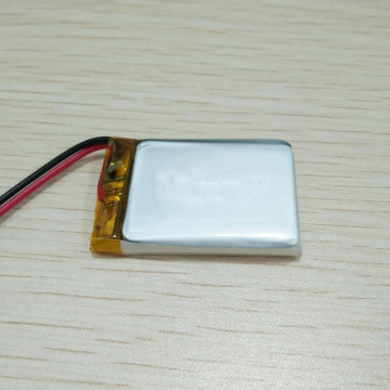3.7V polymer lithium battery for electronic product