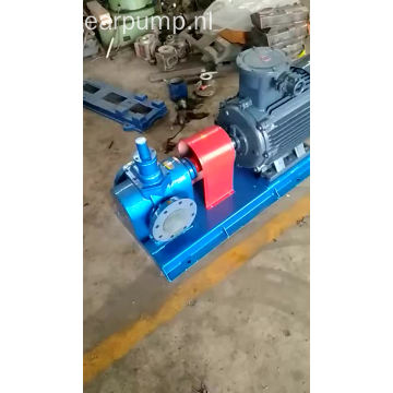 Electric Motor Driven High Pressure Single Hydraulic Oil Pump