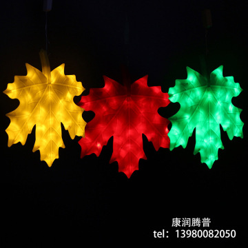 LED Maple Leaf Modeling Light