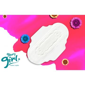 Free sample sanitary pads extra large bulk