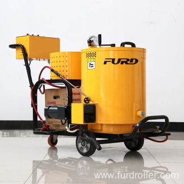 Portable Asphalt crack filling equipment for road crack construction asphalt cracking sealing machine FGF-60