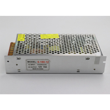 180W LED Lighting Power Supply 12V 15A