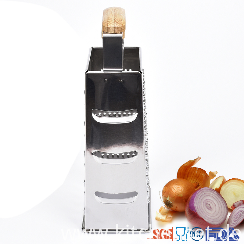 Bamboo Vegetable Grater