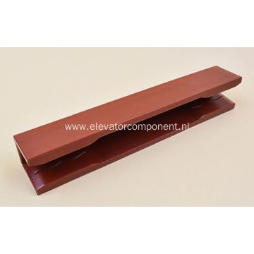 Guide Shoe Insert for Mitsubishi Elevators 10mm 16mm
