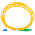 SC to LC SM UPC Simplex Patch Cord