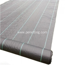 PP Flat Yarn Woven Weed Barrier Fabric