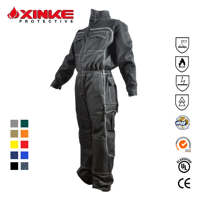 Antistatische Bergbaukonstruktion Uniform Workwear
