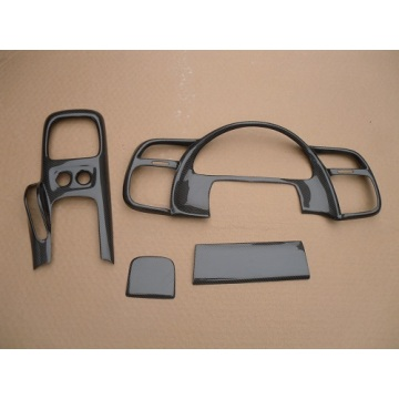 Honda Carbon Fiber Interior Automotive Refitting Four sets