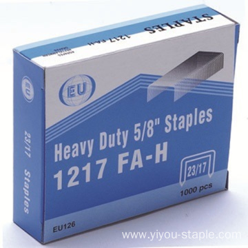 Excellent Quality 23/13 Heavy Duty Staples For Sale