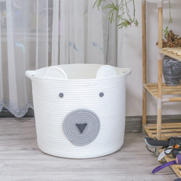 Home Decorative Useful Clothes Storage Baskets