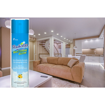 factory custom living room cleaning spray