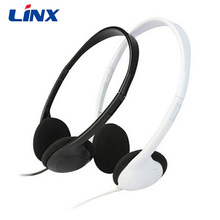 Aviation Used Disposable Stereo Headphones Headset