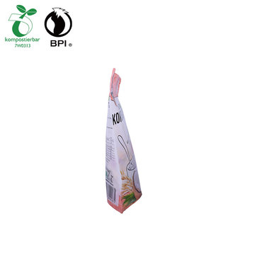 Biodegradable Compostable Plastic Ziplock Bags Manufacturing
