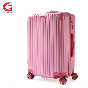 Best selling  abs drawing trolley suitcase