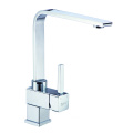 Kitchen Copper Faucet Classic 360 Swivel Mixer Tap