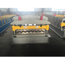 Aluminum Roofing  Glazed Tile Making Machine