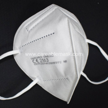 Careable Particulate Folding Flat FFP2 Mask EN149