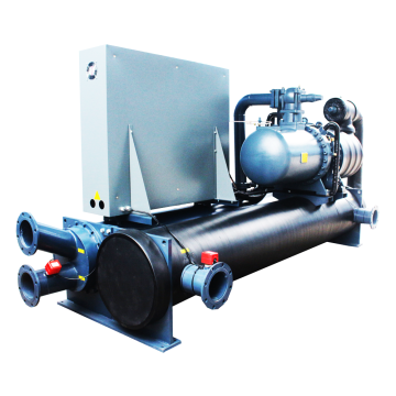 Toyocool screw type water cooled chiller