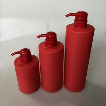 1000ml HDPE round bottle with pump