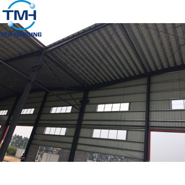 Hot Sale Luxury Steel Workshop Warehouse Building
