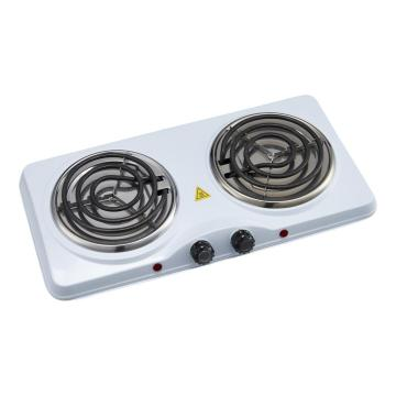 ELECTRICAL SPIRAL STOVE DOUBLE BURNER