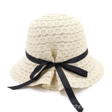 Foldable bucket hat panama winter hat