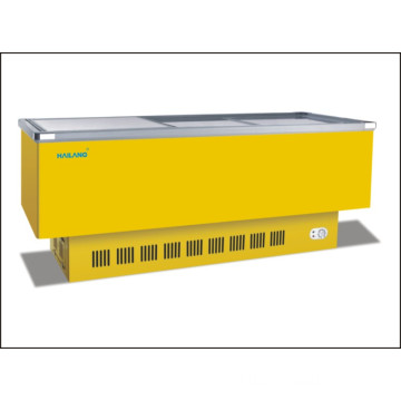 Supermarket Commercial Large Capacity Display Freezer