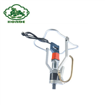 Electric Pile Driver For Ground Screw