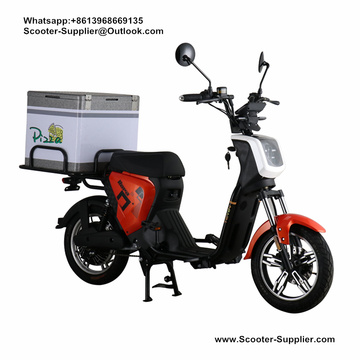 Express Electrical Bike With Delivery Box