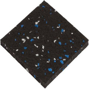 Premium Recycled liquid Rubber gym  flooring