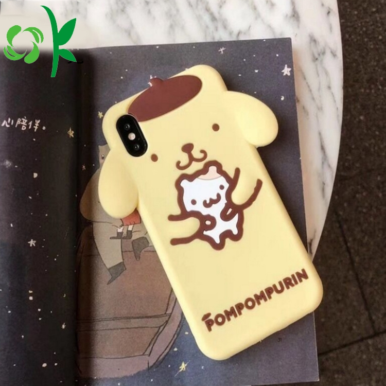 Cute Yellow Mobile Cover