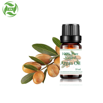 High quality pure natural nut extract argan oil