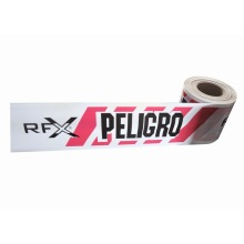 Road safety Non-adhesive PE warning tape