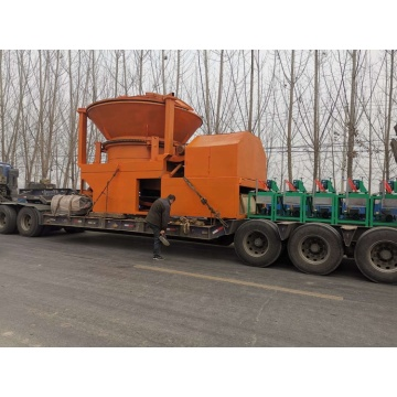 3600 Rotary Crusher For Alfalfa