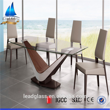 Australian Standard Toughened Glass Price for Table Top