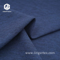 CVC Space Dyed Elastane Rib Fabric For Sleeve