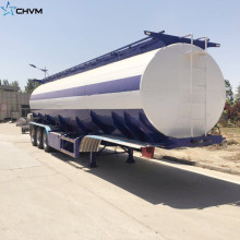 Liquid Water Tanker Semi Trailer