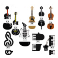 Wholesale Guitar Music Piano Customized USB Memory Stick