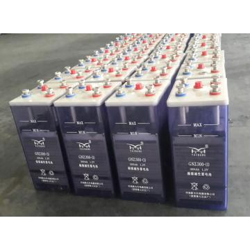 substation use 300ah nicd battery kpm300
