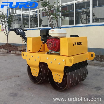 FYL-S600 Self-propelled Vibratory Sheep Foot Road Roller