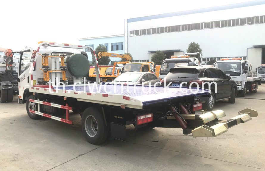 Transport Towing vehicle 2