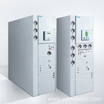 8DA And 8DB Switch Cabinets