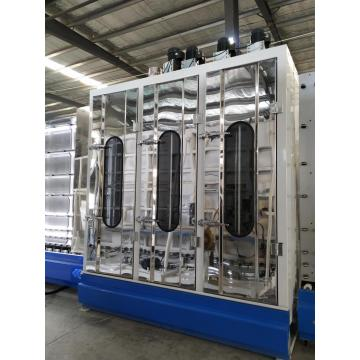 Low-E and Coating Glass Washing and Drying Machine