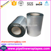 grey butyl adhesive waterproof aluminum foil tape