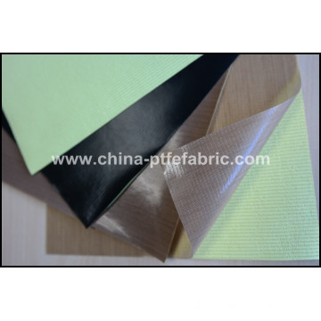 PTFE Coated Fabric Self Adhesive 0.15T
