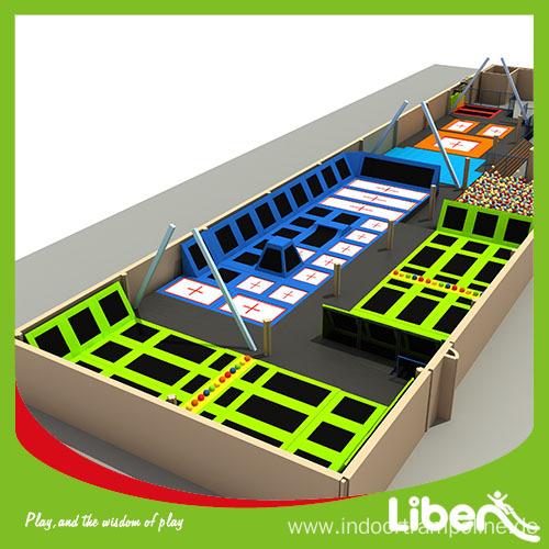 Best long rectangle trampoline with enclosure