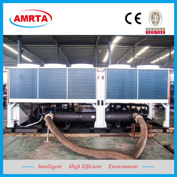 Screw Industrial Air Cooled Chiller for Industrial Use