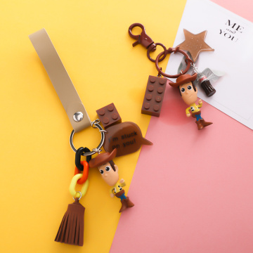 Fancy Woody Keychain Accessories