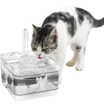 Healthy Hygienic Multiple Pets Drinking Fountain